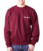 Greys Anatomy Logo Pocket Unisex Crewneck Sweatshirt - Meh. Geek