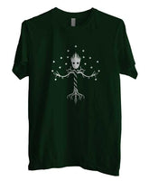 Groot Guardian Of The Galaxy T-shirt Men - Meh. Geek - 3