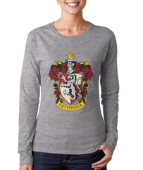Gryffindor Crest #1 Long sleeve T-shirt for Women