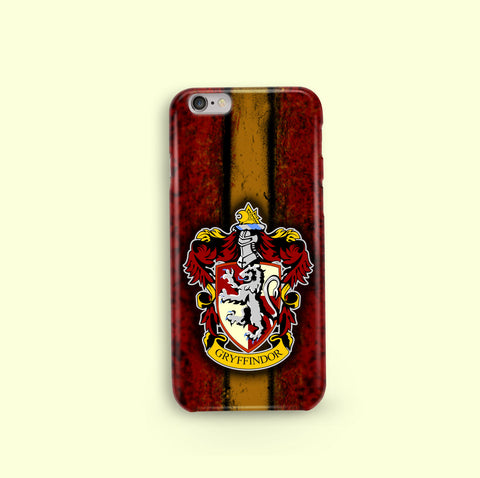 Gryffindor 1 Crest iPhone, Samsung Galaxy, Google Pixel, LG Snap or Tough Phone Case