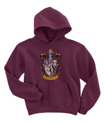 Gryffindor Crest #1 Color Kid / Youth Hoodie PA Crest