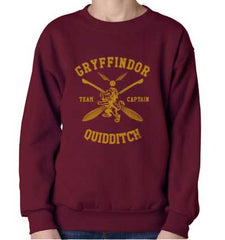 Gryffindor CAPTAIN sweater