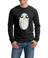Gunter Men Long Sleeve T-shirt / Tee