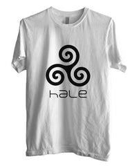 Hale Alpa on front Beacon Hills Lacrosse Wolf Men T-shirt