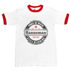 Hanneman Angel of Death Jeff hanneman Slayer Ringer Unisex T-shirt / tee