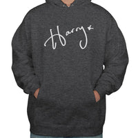 Harry Styles Signature Unisex Pullover Hoodie