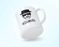 Heisenberg Breaking Bad Coffee Mug 11oz