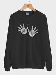 Hello Goodbye The Séance Umbrella Academy Unisex Crewneck Sweatshirt