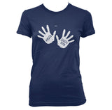 Hello Good Bye Klaus hargreeves The Séance Women T-shirt Tee