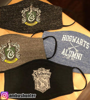 Slytherin 1 Face Mask