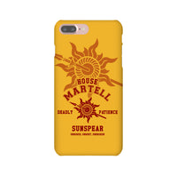 House Martell iPhone, Samsung Galaxy, Google Pixel, LG Snap or Tough Phone Case