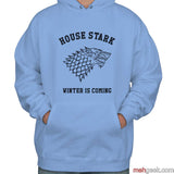 House Stark Winter is Coming Game of Thrones Unisex Pullover Hoodie