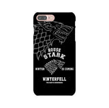 House Stark iPhone, Samsung Galaxy, Google Pixel, LG Snap or Tough Phone Case