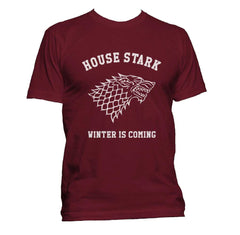 House Stark Winter is Coming Men T-shirt / Tee