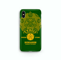 House Tyrell iPhone, Samsung Galaxy, Google Pixel, LG Snap or Tough Phone Case