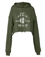 House Tyrell Game Of Thrones Cropped Hoodie