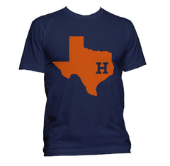 Houston astros Men T-shirt tee PA