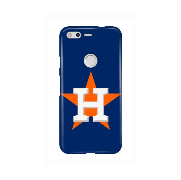 Houston Astros Star Blue LG and Google Pixel Snap or Tough Phone Case