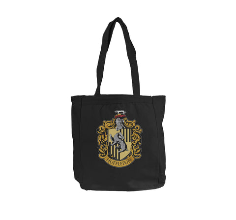 Hufflepuff Crest #1 Color Tote bag BE008 12 OZ
