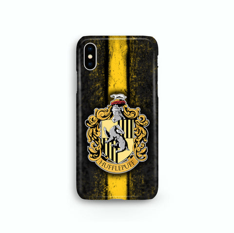 Hufflepuff 1 Crest iPhone, Samsung Galaxy, Google Pixel, LG Snap or Tough Phone Case