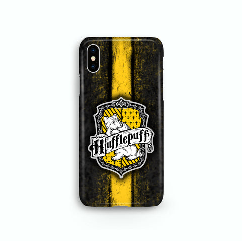 Hufflepuff 2 Crest iPhone, Samsung Galaxy, Google Pixel, LG Snap or Tough Phone Case
