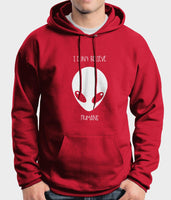 Your Planet Is Next Alien Head Unisex Pullover Hoodie - Meh. Geek - 7