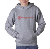 I Remember The Roses On Your Shirt 5SOS Kid / Youth Hoodie