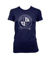 Idris University ROUND Women T-shirt