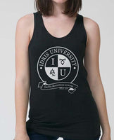 Idris University ROUND Women Tank Top