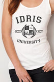 Idris University Women Tank Top