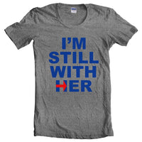 I'm Still With Her | Presidential Election 2016 | Women T-shirt - Meh. Geek - 5