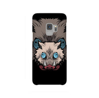 Inosuke Hashibira Kimetsu No Yaiba Boar Head Samsung Galaxy Snap or Tough Case