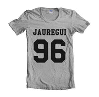 Jauregui 96 on Front Lauren Jauregui T-shirt Women