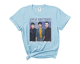 Jonas Brothers 90's Women T-shirt Tee