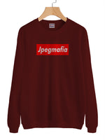 JPEGmafia Red Box Unisex Crewneck Sweatshirt Adult PA