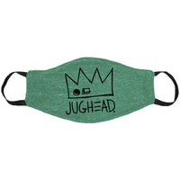 Jughead Jones Crown Face Mask