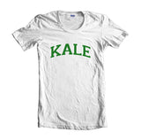 Kale Green Ink On Front Hight Quality Beyonce Women T-shirt