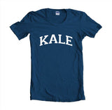 Kale White Ink On Front Hight Quality Beyonce Women T-shirt