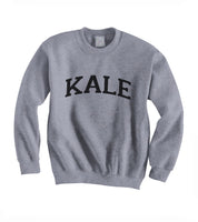Kale Hight Quality Beyonce Unisex Crewneck Sweatshirt Adult