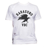 Fly High Back Karasuno Front Man Men T-shirt / Tee