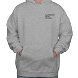 Karasuno High School Pocket Unisex Pullover Hoodie Adult