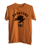 Karasuno VBC Bw Man Men T-shirt / Tee