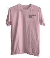 Karasuno High School Pocket Man Men T-shirt / Tee