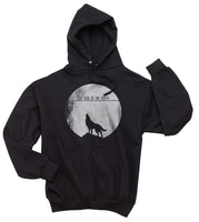 The King in the North Jon Snow Game of Thrones Unisex Pullover Hoodie - Meh. Geek - 1