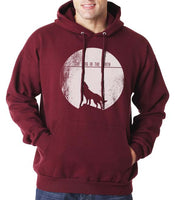 The King in the North Jon Snow Game of Thrones Unisex Pullover Hoodie - Meh. Geek - 3
