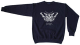 Butterfly Tattoo Harry Styles Unisex Crewneck Sweatshirt - Meh. Geek - 5