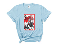 Lemillion Mirio Togata Women T-shirt / Tee