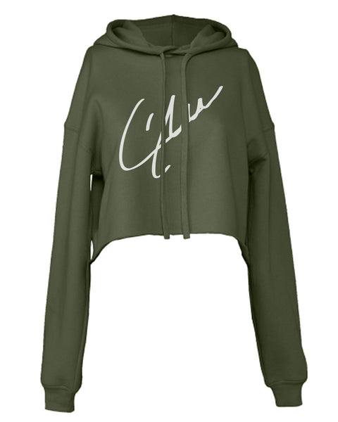 Liam Payne Signature Cropped Hoodie