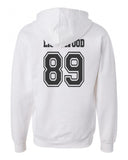 Lightwood 89 On BACK Idris University Unisex Pullover Hoodie - Meh. Geek - 5