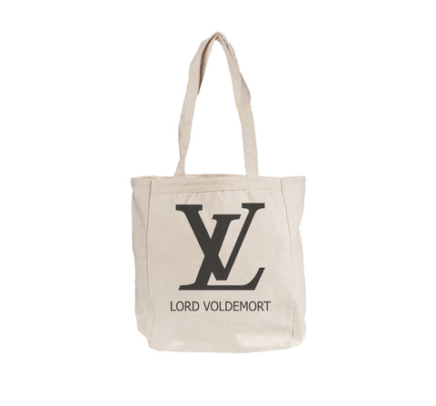 Lord Voldemort Canvas Tote bag BE008 12 OZ